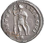 Siliqua - Magnentius -  avers