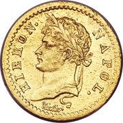 10 frank Jérôme Bonaparte – avers