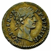 Jeton - Coronation of Napoleon I (Westphalia commemoration) – avers