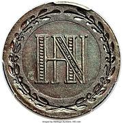 3 centimes Jérôme Bonaparte – avers
