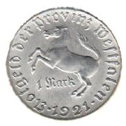1 mark - Westfalen (Freiherr vom Stein) – avers