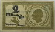 2,000,000 Mark (Landesbank der Provinz Westfalen) – revers