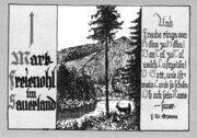 1 Mark (Freienohl im Sauerland) – revers