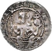 1 Dünnpfennig - Otto IV. – avers