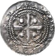 1 Dünnpfennig - Otto IV. -  avers