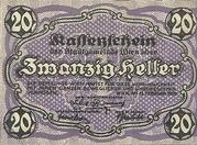 20 Heller 1920 – avers