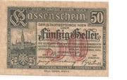 50 Heller (Wien) – avers