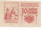 10 Heller (Wiener-Neustadt) – avers