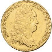 1 ducat Leopold Victor Johann – avers