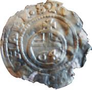 1 sechsling Rodolphe II – revers