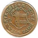 3 Pfennig - Gustav IV Adolph (Occupation suédoise) – avers