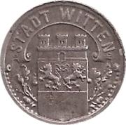 5 pfennig - Witten – revers
