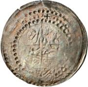 1 Dünnpfennig - Konrad II. von Sternberg – revers