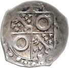1 Pfennig - Theoderich II. von Plettendorf (Schüsselpfennig) – avers