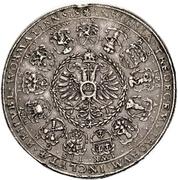 4 Thaler (Schautaler; Council of thirteen) – revers