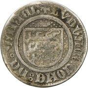 1 schilling Louis de Wurtemberg-Urach – avers