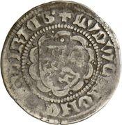 1 Schilling - Graf Ludwig I – avers