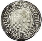 1 Schilling - Eberhard V. im Bart, Ulrich V. and Christoph of Baden (Tübingen) – revers
