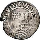 1 Schilling - Eberhard V. im Bart, Ulrich V. and Christoph of Baden (Tübingen) – avers