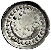 1 pfennig Louis de Wurtemberg-Urach – avers