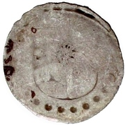 1 Pfennig (Occupation Habsbourg) -  revers