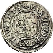 1 Dreier - Ulrich I. – avers