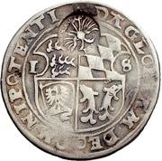 ¼ Thaler - Ulrich I. – revers