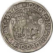 1 Thaler - Ulrich I. – revers