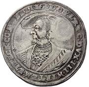 1 Thaler - Ulrich I. – avers