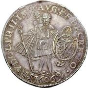 ½ Thaler - Friedrich I. – revers