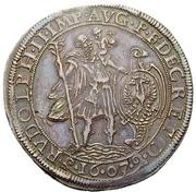 1 Thaler - Friedrich I. – revers