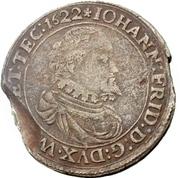 24 Kreuzer - Johann Friedrich (Kipper) – avers
