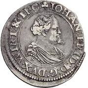 ⅙ Thaler - Johann Friedrich I. – avers