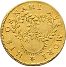 2 Ducat - Johann Friedrich (Swabian circle election) – revers