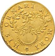 2 Ducat - Johann Friedrich (Cercle de Souabe) – revers