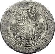 1 Thaler - Johann Friedrich I. – revers