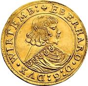 1 Ducat - Eberhard III. – avers