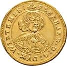 2 Ducat - Eberhard III. – avers