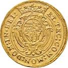 2 Ducat - Eberhard III. – revers
