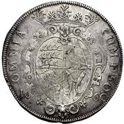 1 Thaler - Eberhard III. – revers