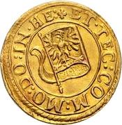 ½ Ducat - Eberhard III. – revers