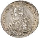20 Kreuzer - Friedrich II. – avers