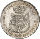 20 Kreuzer - Friedrich II. – revers