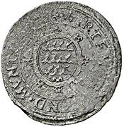 7 Schilling - Johann Friedrich I. (Kipper; Siebenschillinger) – avers