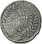 7 Schilling - Johann Friedrich I. (Kipper; Siebenschillinger) – revers