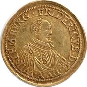 2 Goldgulden - Friedrich I. – avers