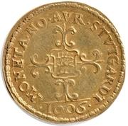 2 Goldgulden - Friedrich I. – revers