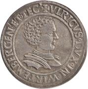 ¼ Thaler - Ulrich I. – avers
