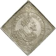 2 Thaler - Johann Friedrich I. – avers