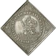 2 Thaler - Johann Friedrich I. – revers
